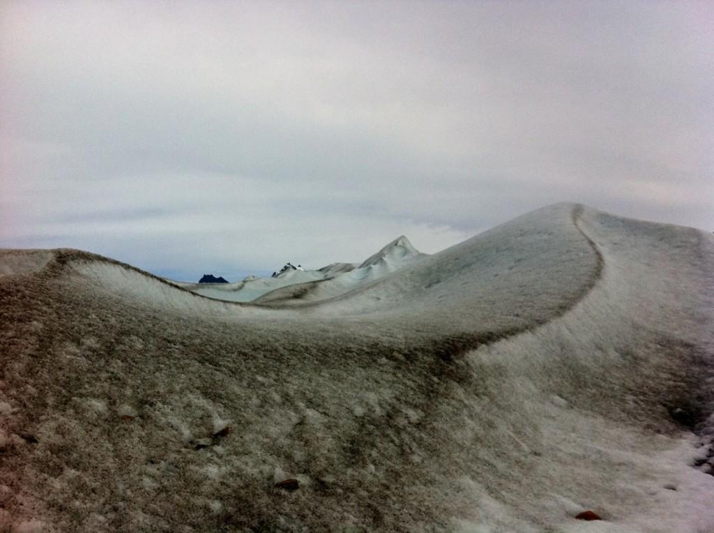 Eiswüste