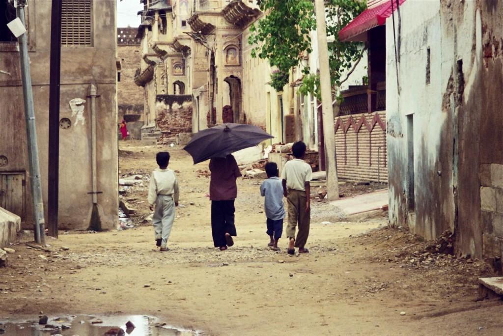 Kinder Schirm